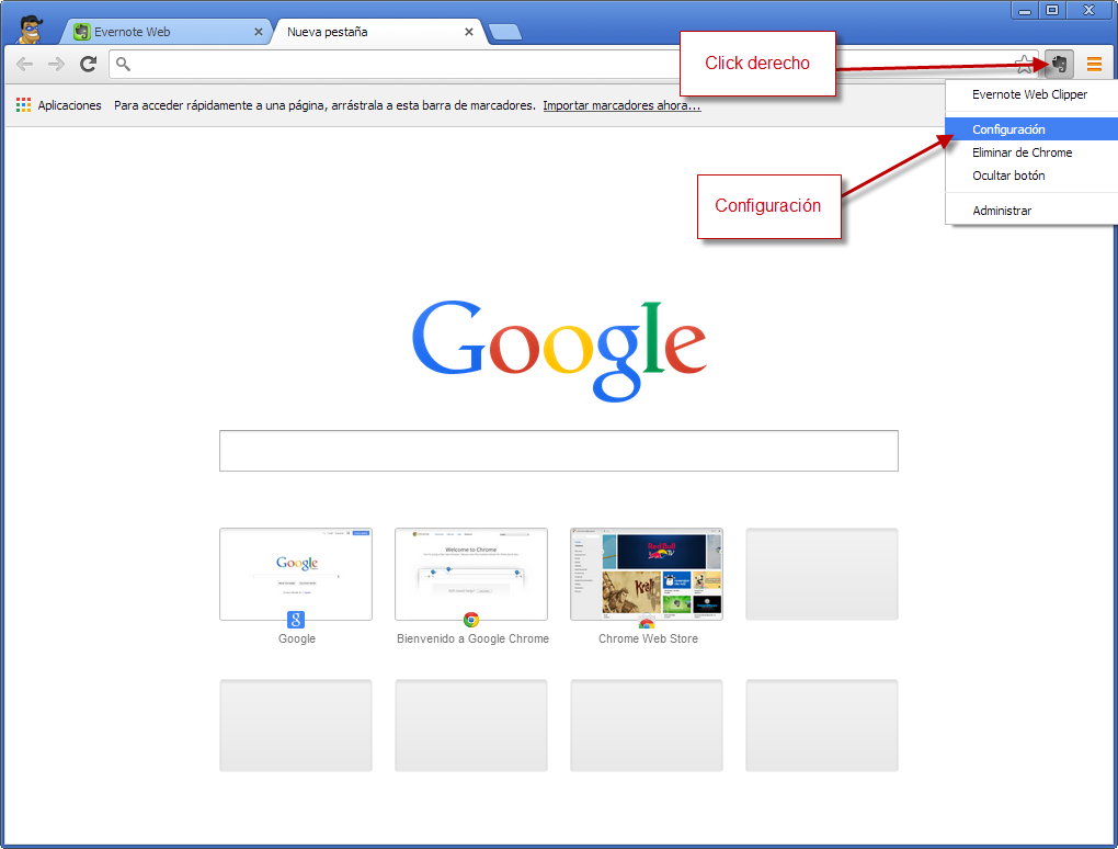 DDD - Evernote - En Google 2