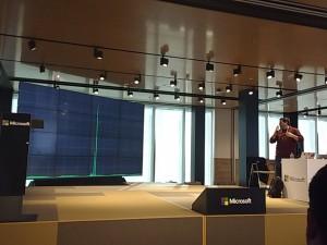 Jose Ignacio Galarza presentando un pico de carga de Ticketea