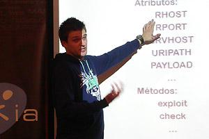 Sh3llcon 2016 - Pablo González