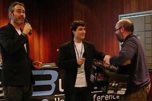 Sh3llcon 2016 - Entrega de premios
