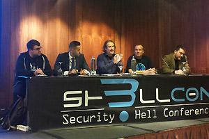 Sh3llcon 2016 - Mesa redonda
