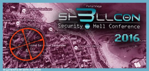 Sh3llcon 2016