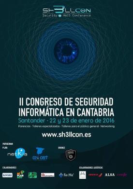Shellcon 2016 cartel
