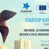Startup Europe Week 2016, edición Santander, 4 de febrero de 2016: Emprender es posible y existen interesantes apoyos públicos.