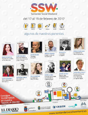 Santander Social Weekend 2017