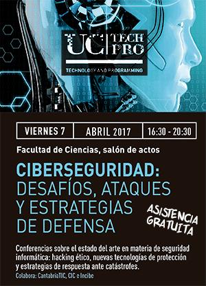 Jornada UNICAN - Ciberseguridad