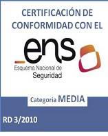 ENS categoría Media