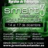 Smart Weekend Santander 3: 14 a 17 diciembre 2017